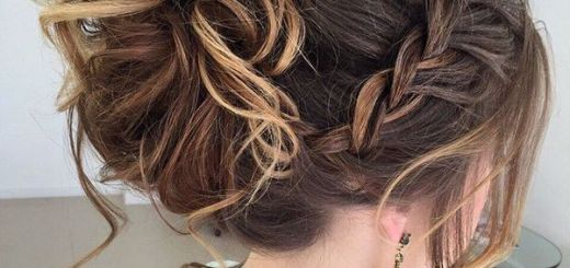 The best prom hair updo ideas 4