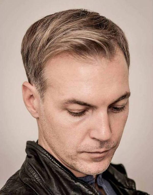 Best Haircuts and Hairstyles for Balding Men (January 2020)