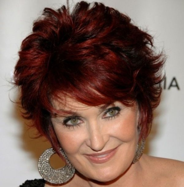 Trendy Short Spiky Haircuts for Women Over 50 4
