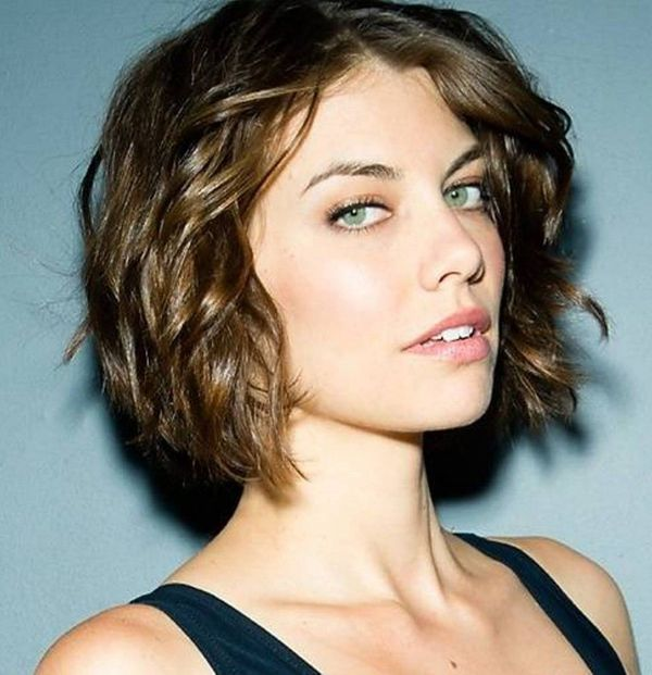 Trendy short wavy hair styles 3