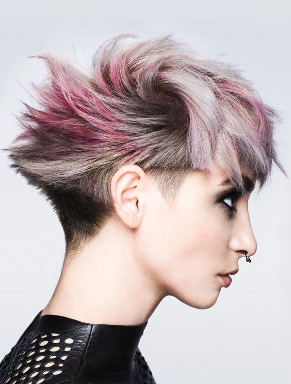 Hair Color Ideas for Short Hair: Looks and Ideas Trending in August 2019