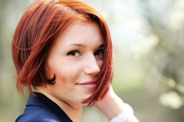 Very Short Hairstyles For Redheads 4
