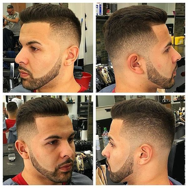 What is a line up haircut 1