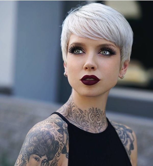 Short Straight Hairstyles For Women Trending In July 2019