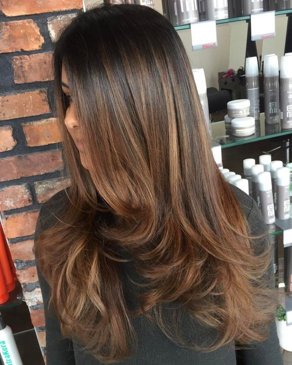 Cute long straight hair styles for girls 4
