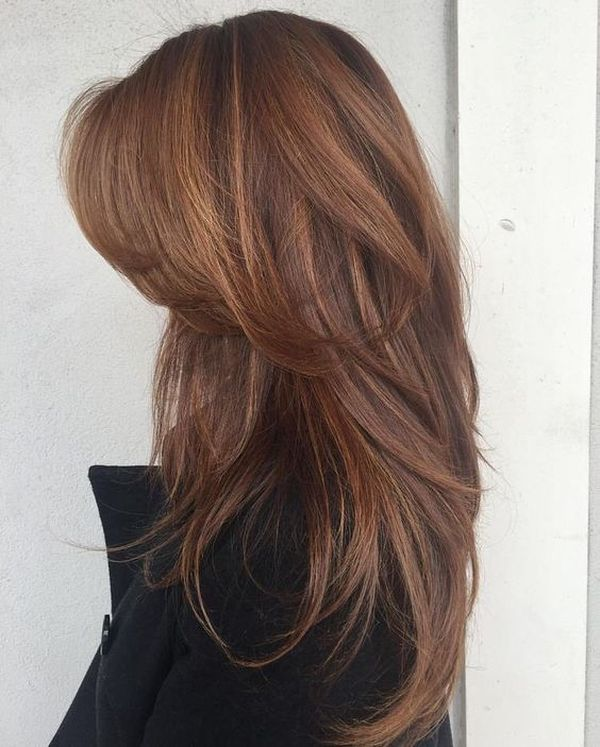 The best haircuts for long straight hair 1