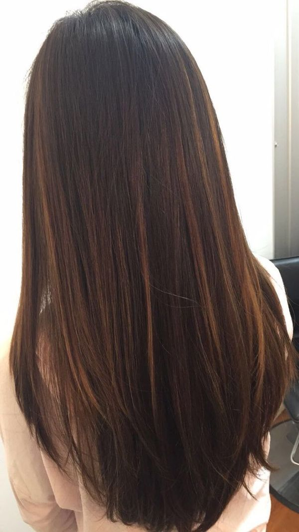 The best haircuts for long straight hair 3