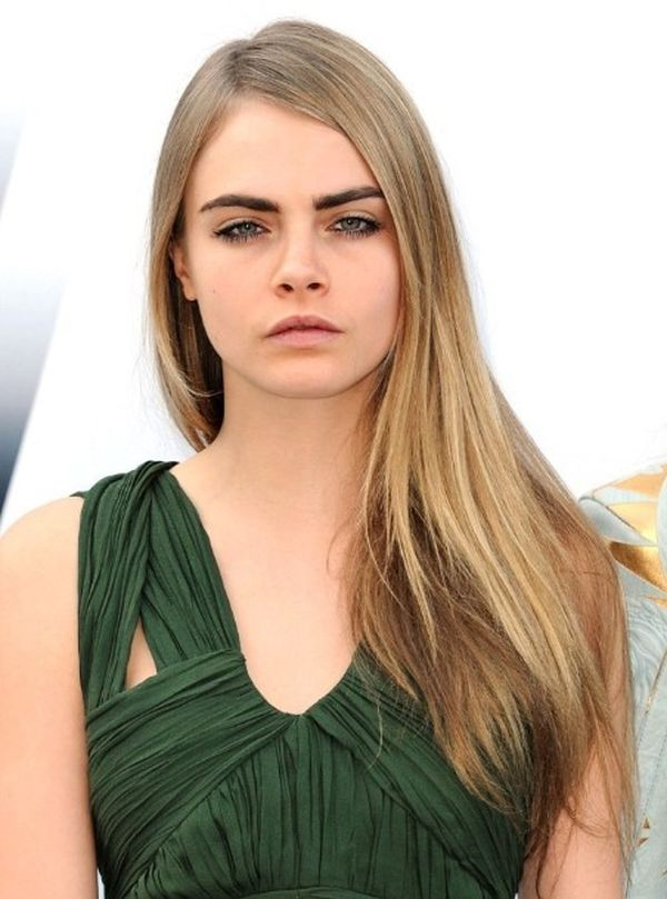 The best haircuts for long straight hair 8