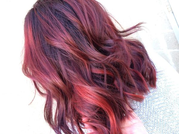 Amazing Haircuts For Light Brown Hair With Red Tips 3