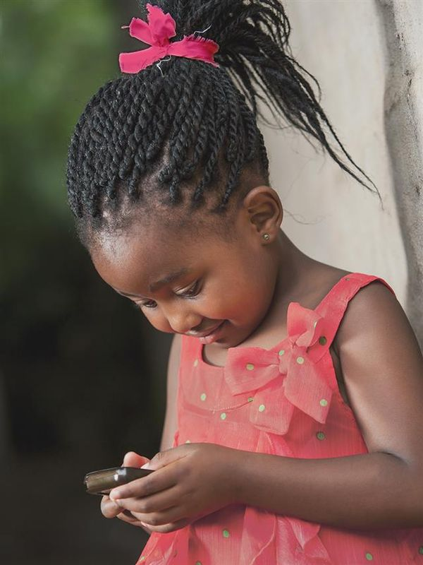 Awesome African Braids for Kids 1