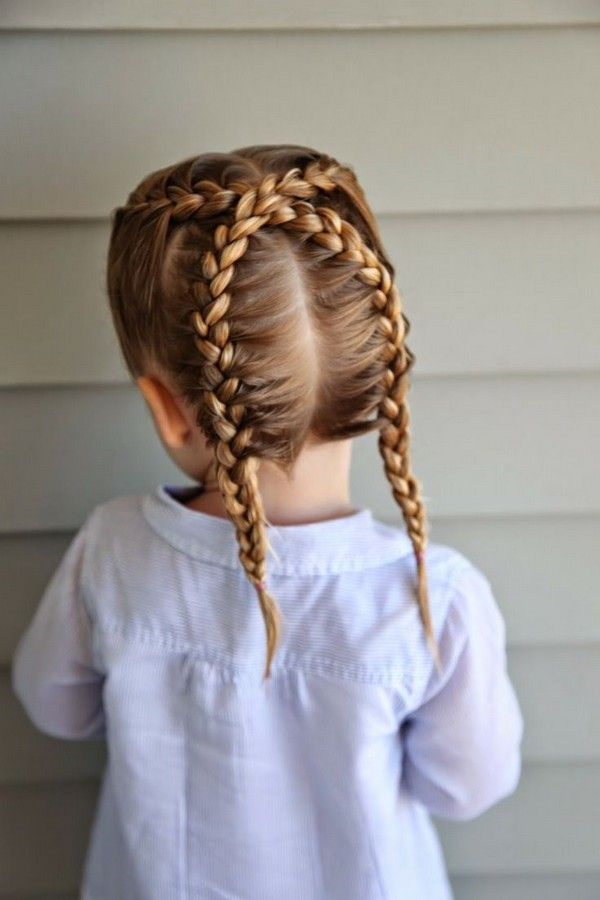 he Cutest Braiding Styles for Toddlers 3