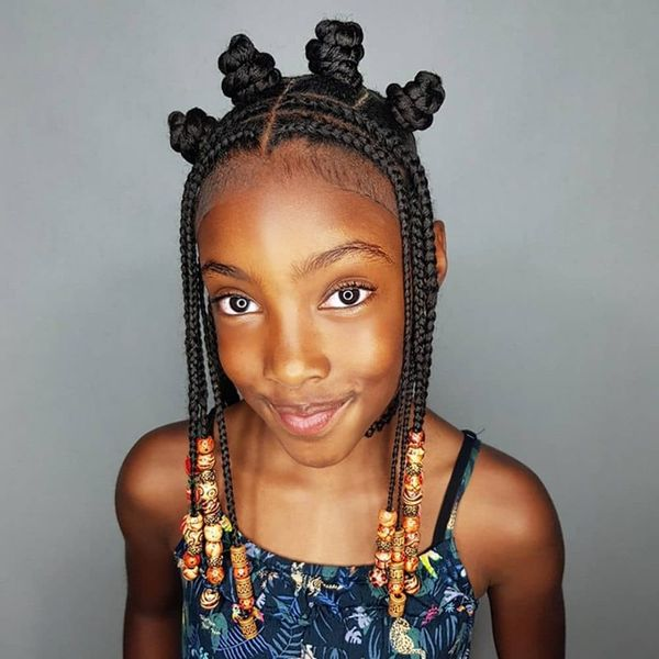 Kids' Braids Gallery to Get Inspired by 3