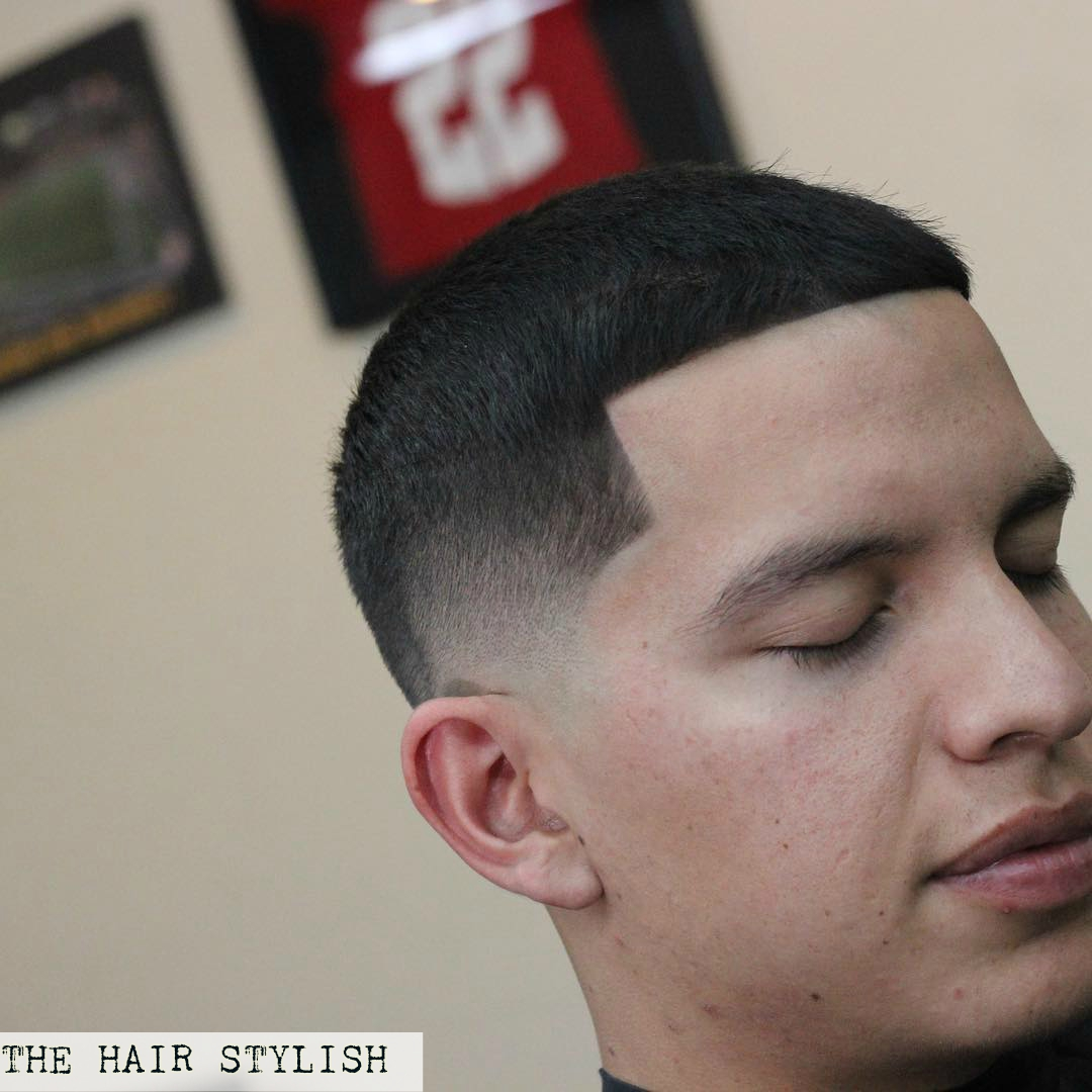 Buzz low skin men hairstyles men hairstyles  The Hair