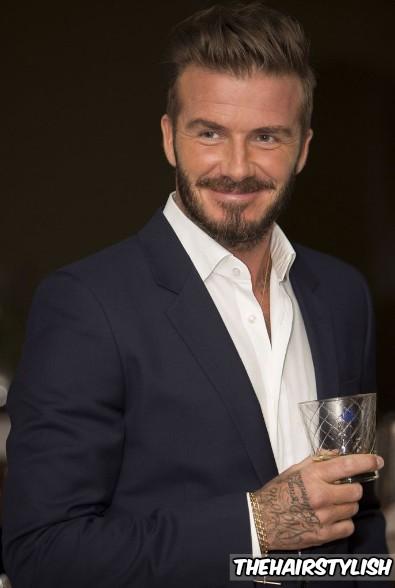 David Beckham Hairstyles Mens Hairstyles Haircuts - David beckham hairstyle pompadour