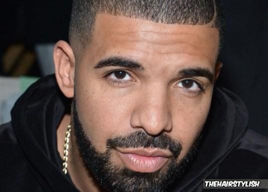 Drake Haircut | Men's Hairstyles + Haircuts 2018