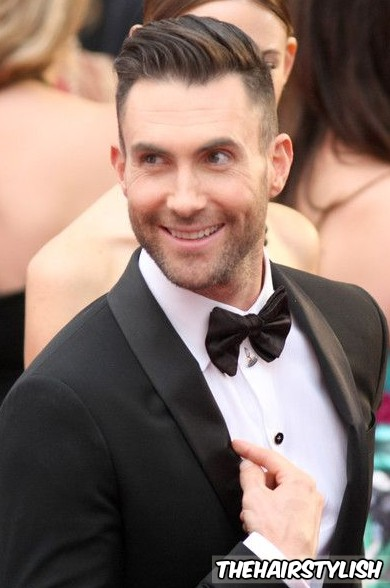 Adam Levine Haircut | Men\'s Hairstyles + Haircuts 2018