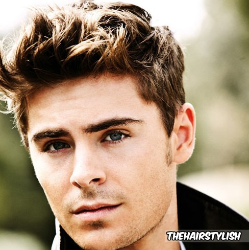 Zac Efron Hairstyles | Men's Hairstyles + Haircuts 2018