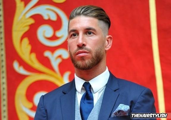 Sergio Ramos Haircut Mens Hairstyles Haircuts 2019