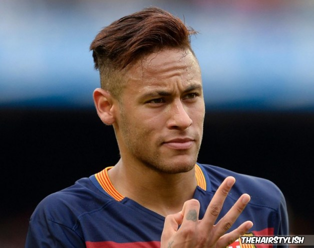Soccer Player Haircut