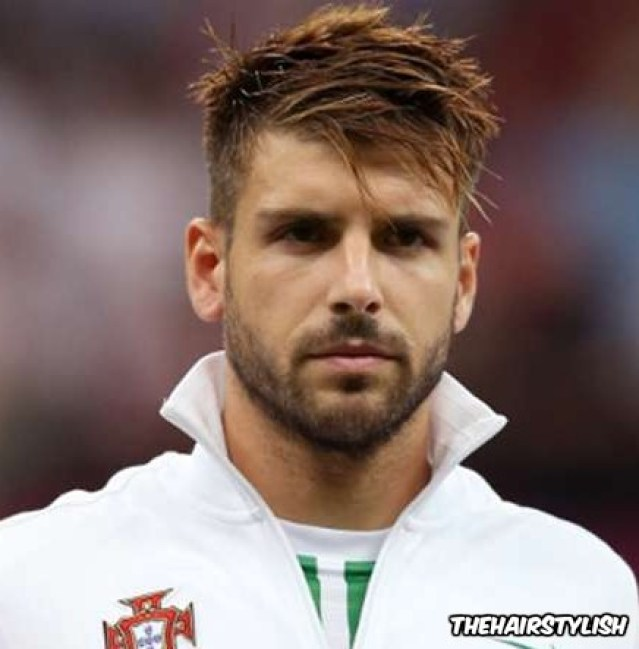 Best Soccer Player Haircuts