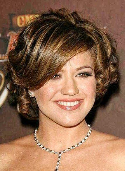 Big Swoop Bangs-Round Face Long Hairstyles Female-female hairstyles #womenhair #womenhairstyles