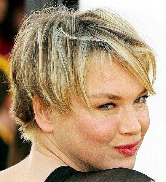 Close-Cropped Hairstyle-Round Face Long Hairstyles Female-female hairstyles #womenhair #womenhairstyles