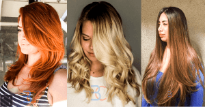 15 Round Face Long Hairstyles Female 2019