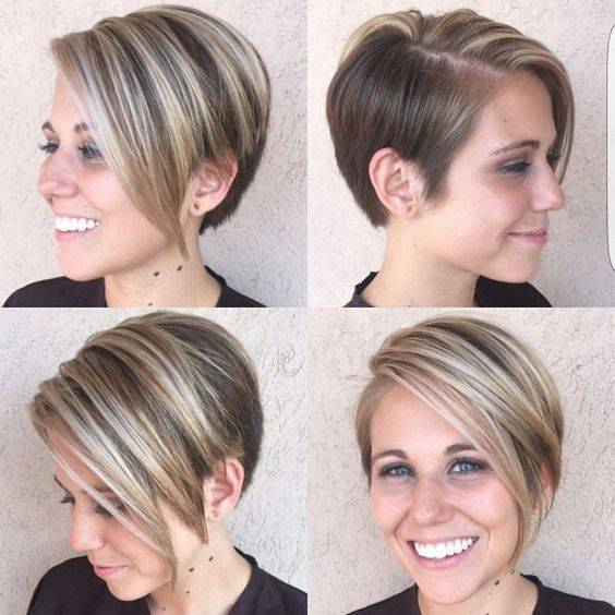 smoothed out pixie-pixie hair-pixie haircuts-pixie hairstyles
