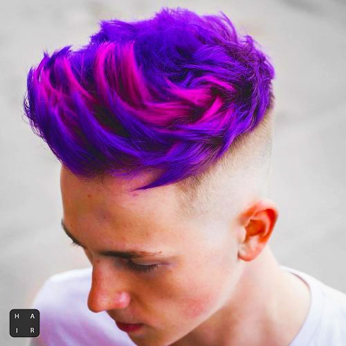 men hair color 2020
