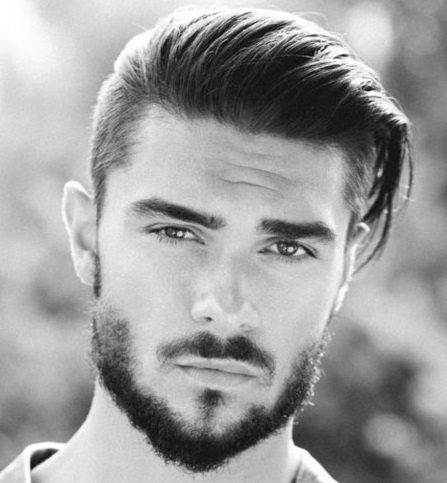 unique hairstyle mens