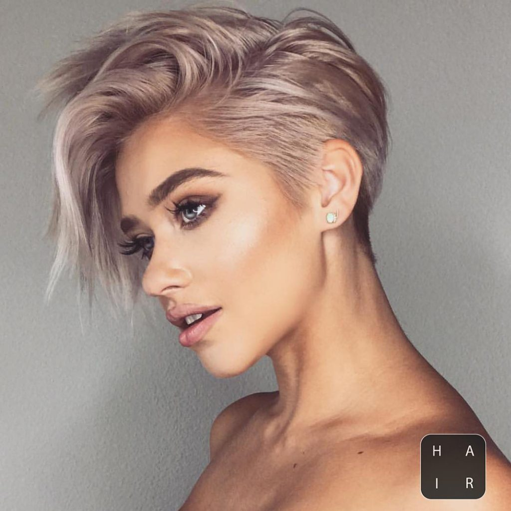 Pixie Haircut 2019 Haircuts For Women The Hair Trend