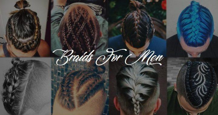 Braids For Men – The Man Braid 2020