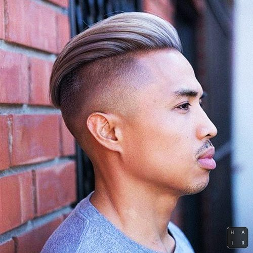 Asian Undercut Styles for Men , Hairstyles for mens , The