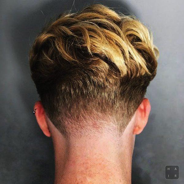 Neck Taper Fade-mens haircut trends 2020-2020 hair trends men-2020 men's hair trends-men's hair trends 2020