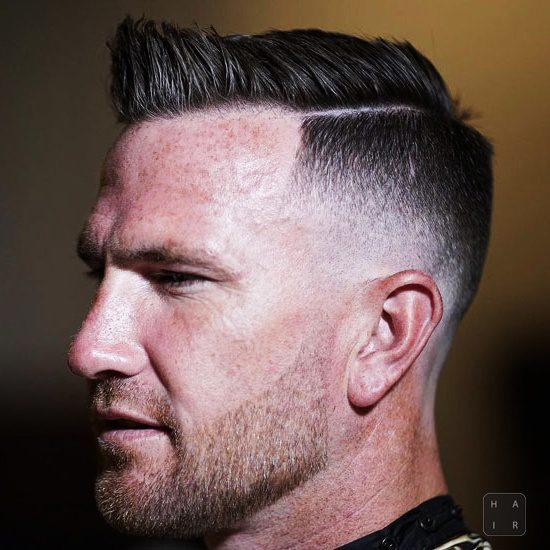 Taper Fade Haircuts-mens haircut trends 2020-2020 hair trends men-2020 men's hair trends-men's hair trends 2020