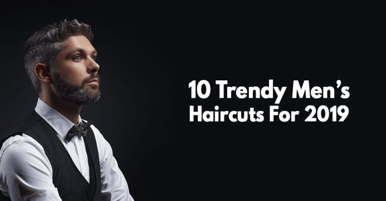 10 Trendy Men's Haircuts