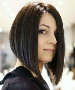Most Romantic Angled Bob Hairstyles 2020 For Your Distinctive Style