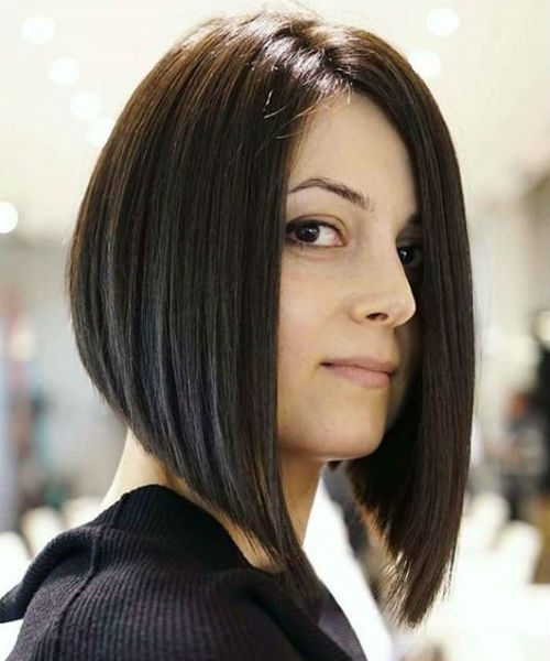 Angled Bob Hairstyles 2019 2020 Women Hairstyles The