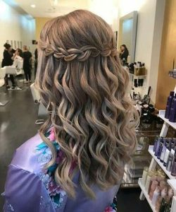 Ideal Waterfall Braided Hairstyles 2019 That are Simply Gorgeous