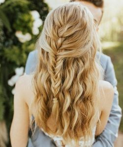 Long Wedding Hairstyles 2020