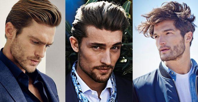 Medium Length Hairstyles for Men 2020