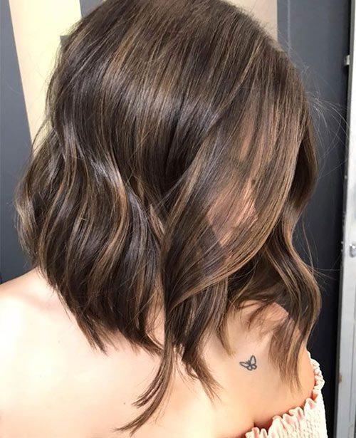 Shaggy-Haircut-Styles-2020-for-Women-bob-haircuts-inverted bob haircuts