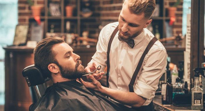 Trick to decorate your beard to look good and always clean