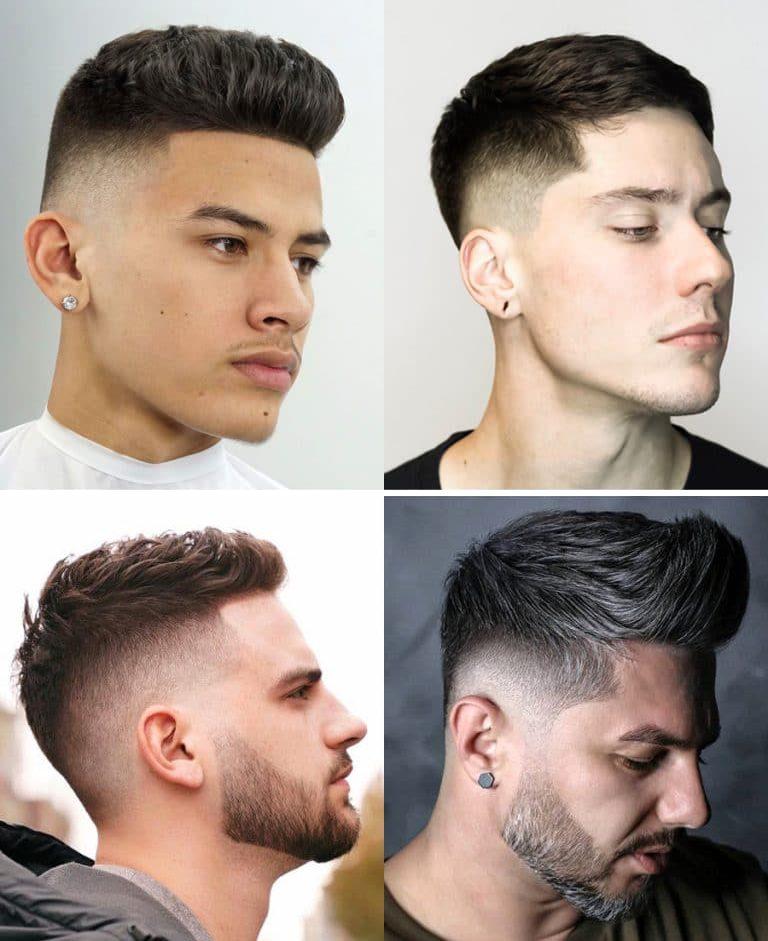 Short Fade Haircut