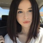 Shoulder Length Lob Haircut