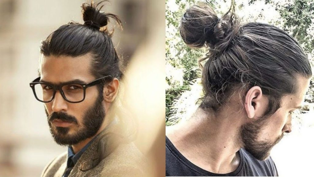 Man Bun Hairstyles 2020