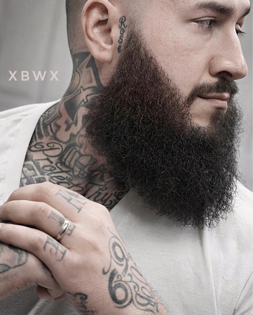 Cool Beard Styles-full beard styles-high beard styles-Long Beard Styles