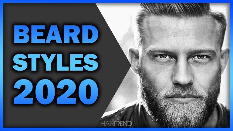 26 Cool Beard Styles 2020