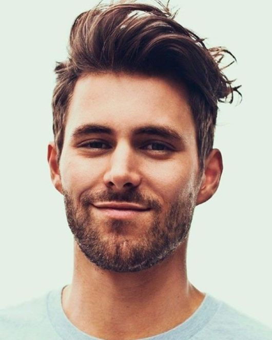 Hairstyles For Thin Hair-medium hairstyles for men 2020