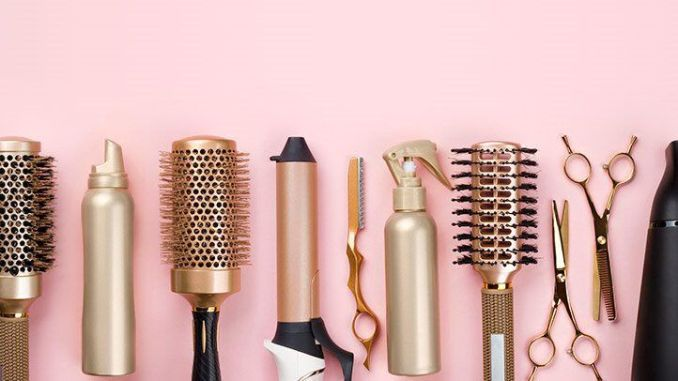 hair stylists products